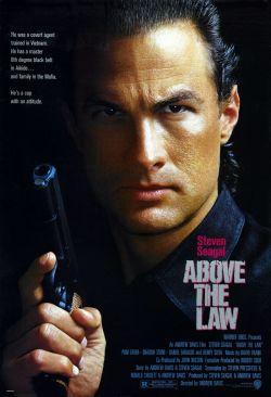 Над законом - Above the Law