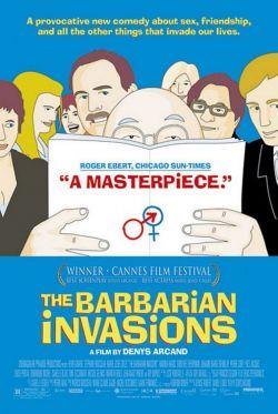 Нашествие варваров - Les invasions barbares