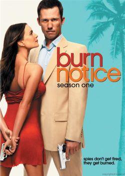 Черная метка. Сезон 1 - Burn Notice. Season 1