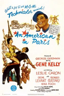 Американец в Париже - An American in Paris