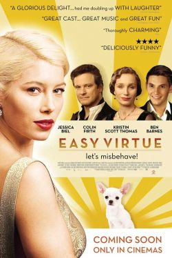 Легкое поведение - Easy Virtue