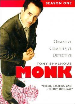 Дефективный детектив. Сезон 1 - Monk. Season I