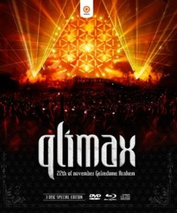 Qlimax 2008 live - 22nd of november Gelredome Arnhem - Qlimax 2008 live - 22nd of november Gelredome Arnhem