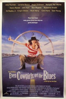 Даже девушки-ковбои иногда грустят - Even Cowgirls Get the Blues