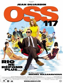 Агент 117: Миссия в Рио - OSS 117: Rio ne repond plus
