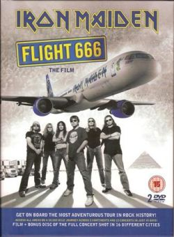 Iron Maiden: Flight 666 - Film - Iron Maiden: Flight 666 - Film