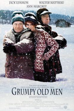 Старые ворчуны - Grumpy Old Men