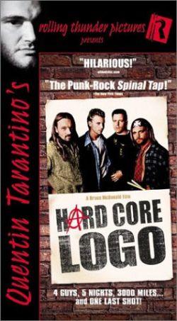 Эмблема тяжелого рока - Hard Core Logo