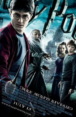 ����� ������ � �����-���������� - Harry Potter and the Half-Blood Prince