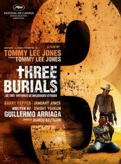��� ������ - The Three Burials of Melquiades Estrada