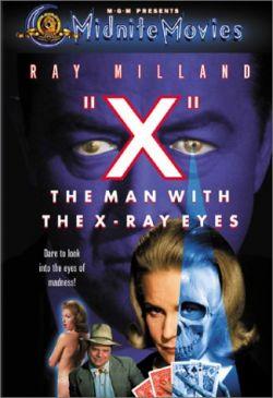 Человек с рентгеновскими глазами - X