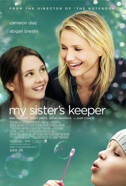 Мой ангел-хранитель - My Sisters Keeper