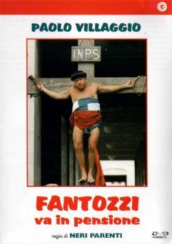 Фантоцци уходит на пенсию - Fantozzi va in pensione