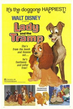 Леди и бродяга - Lady and the Tramp