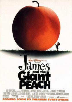 Джеймс и гигантский персик - James and the Giant Peach