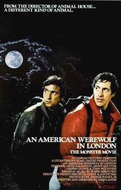 Американский оборотень в Лондоне - An American Werewolf in London