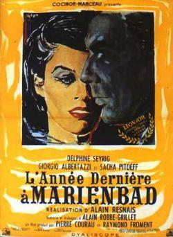 В прошлом году в Мариенбаде - Lannee derniere a Marienbad