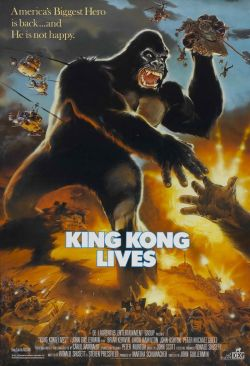 Кинг Конг жив - King Kong Lives