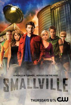 Тайны Смолвилля. Сезон 8 - Smallville. Season VIII