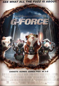 Миссия Дарвина - G-Force