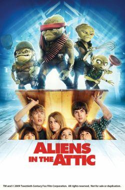 Пришельцы на чердаке - Aliens in the Attic