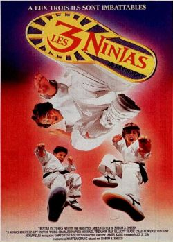 ��� ������: �������� ����� - 3 Ninjas Knuckle Up