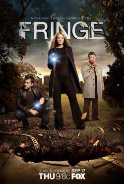 Грань. Сезон 2 - Fringe. Season II