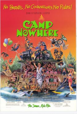 Затерянный лагерь - Camp Nowhere