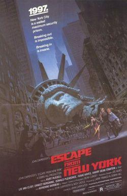 Побег из Нью-Йорка - Escape from New York