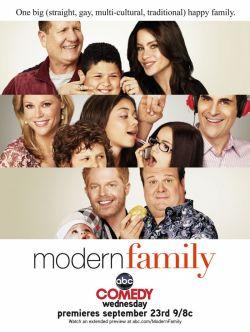 Моя американская семейка. Сезон 1 - Modern Family. Season I