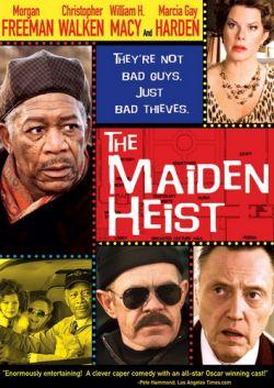 Кража в музее - The Maiden Heist