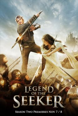 Легенда об Искателе. Сезон 2 - Legend of the Seeker. Season II
