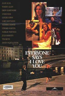 Все говорят, что я люблю тебя - Everyone Says I Love You