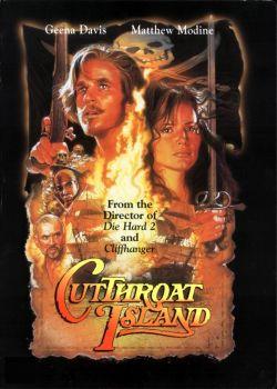Остров головорезов - Cutthroat Island