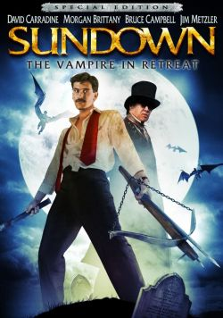 Закат: Вампиры в изгнании - Sundown: The Vampire in Retreat