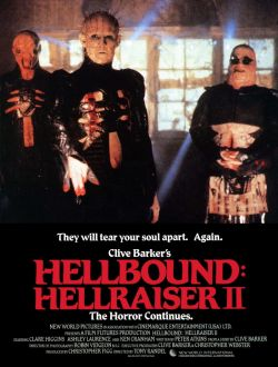 Восставший из ада 2 - Hellbound: Hellraiser II