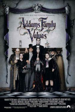 Ценности семейки Аддамс - Addams Family Values