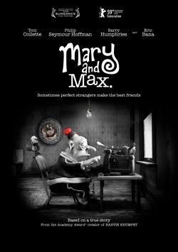 Мэри и Макс - Mary and Max