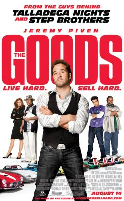 Продавец - The Goods: Live Hard, Sell Hard