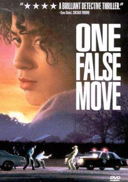 Один неверный ход - One False Move