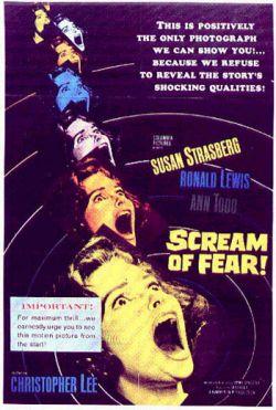 Вкус страха - Taste of Fear