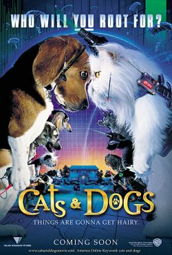 ����� ������ ����� - Cats $ Dogs