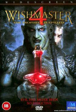 Исполнитель желаний 4: Пророчество сбылось - Wishmaster 4: The Prophecy Fulfilled