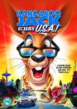 Кенгуру Джекпот: Новые приключения - Kangaroo Jack: GDay, U.S.A.!