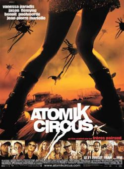 Атомный цирк - Возвращение Джеймса Баттла - Atomik Circus