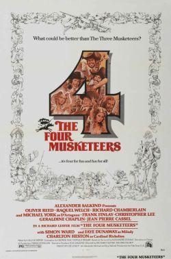 Четыре мушкетера - The Four Musketeers