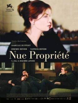 Ограниченное право собственности - Nue propriete