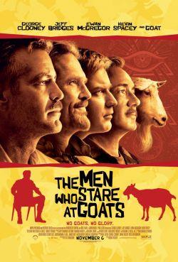 Безумный спецназ - The Men Who Stare at Goats