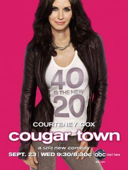 Город Хищниц. Сезон 1 - Cougar Town. Season I