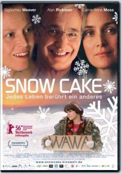 Снежный пирог - Snow Cake